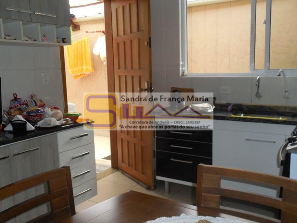 Casa Geminada 3 Dormitórios 1 Suíte Venda em Vila Tupi na Praia Grande