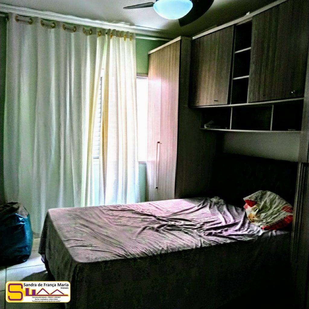 Apartamento 2 Dormitórios 1 Suite Frente a Praia a Venda na Vila Tupi Praia Grande