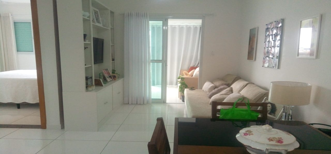 1733 Apartamento Venda 1 Dormitório  Vila Tupi Praia Grande
